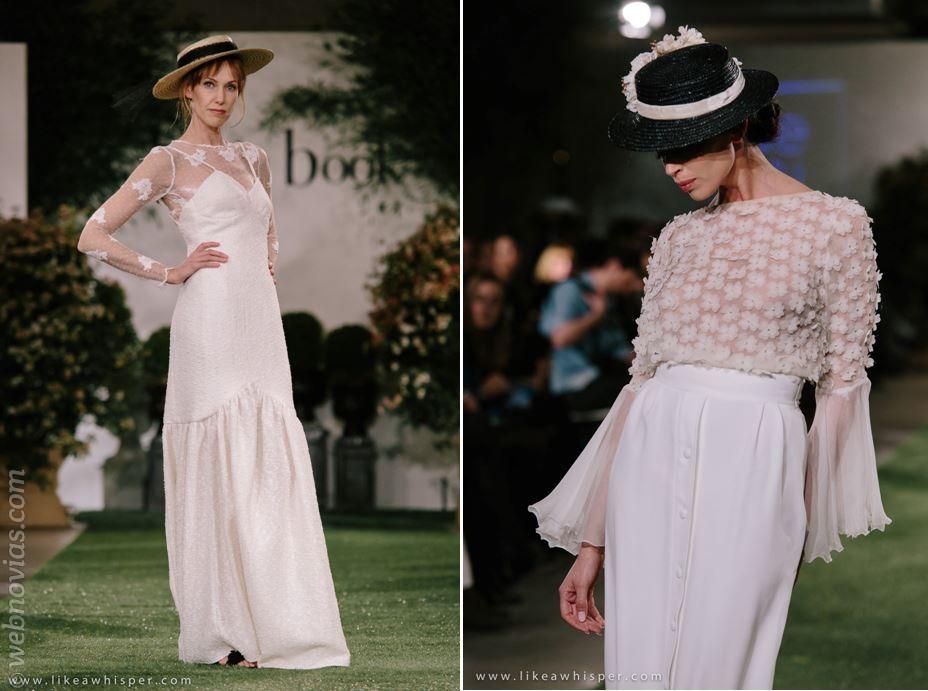 Vestido de novia Demi Novias Pasarela Si quiero