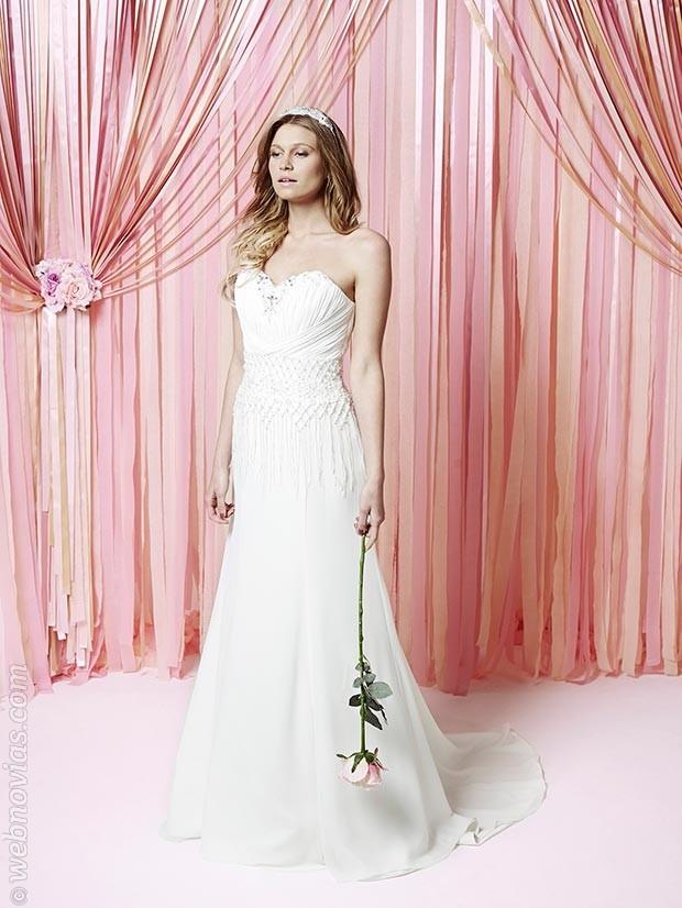 Las novias de Charlotte Balbier 2015 | Webnovias.com