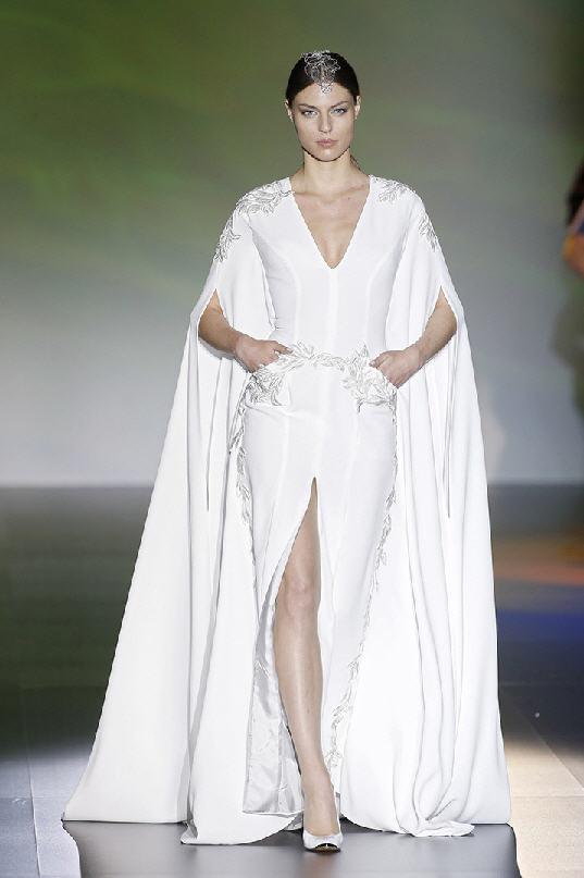 Vestido de novia de Isabel Zapardiez 2016