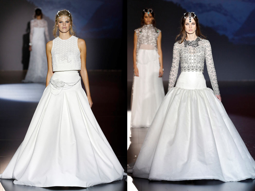 Vestido de novia de Jesús Peiró 4