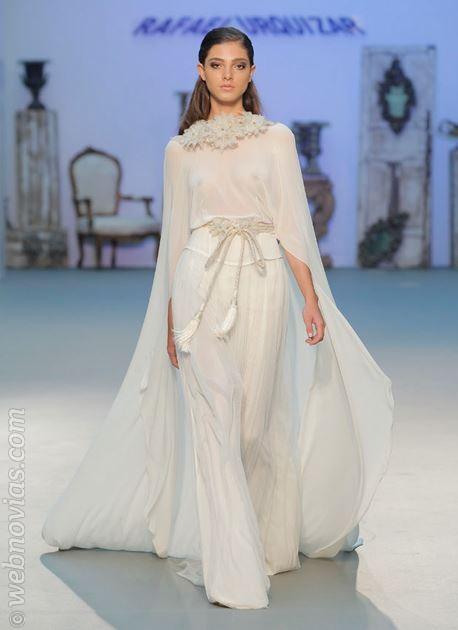 Vestidos de novia 2015 de Rafael Urquizar