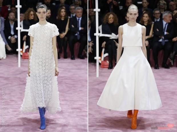 La Alta Costura se viste de novia | Webnovias.com