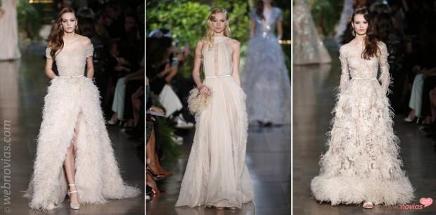 Vestidos novia alta costura 2016