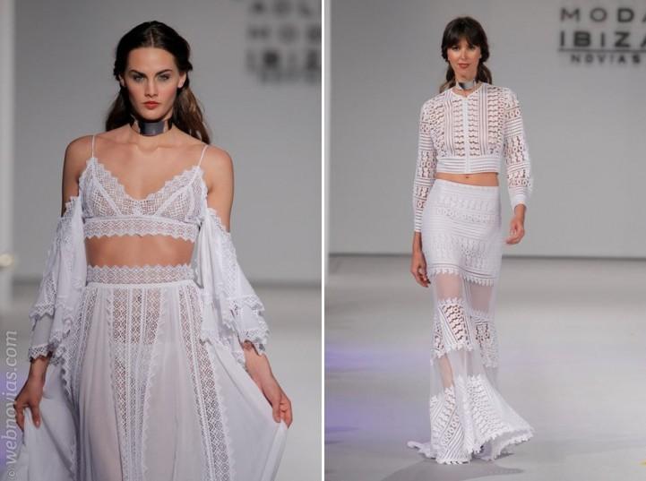 Vestidos de novia de Charo Ruiz Ibiza 2017