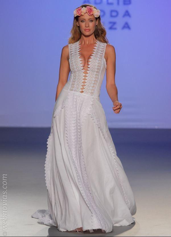 Vestidos de Adlib Moda Ibiza Novias 2015