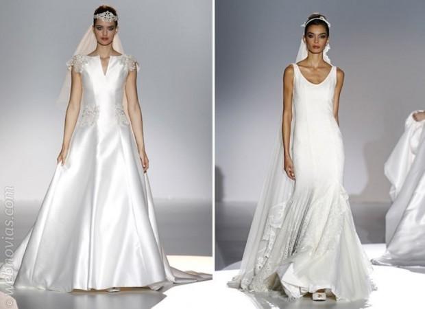 Vestidos de novia de Franc Sarabia 2015