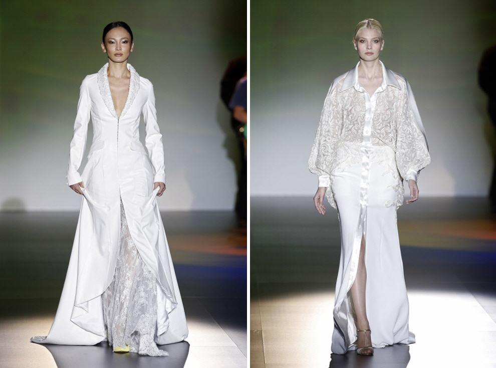 Vestidos de novia de Isabel Zapardiez 2016