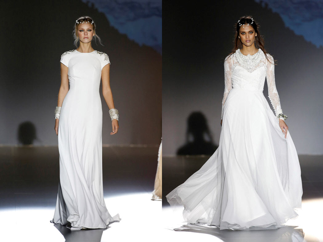 Vestidos de novia de Jesús Peiró