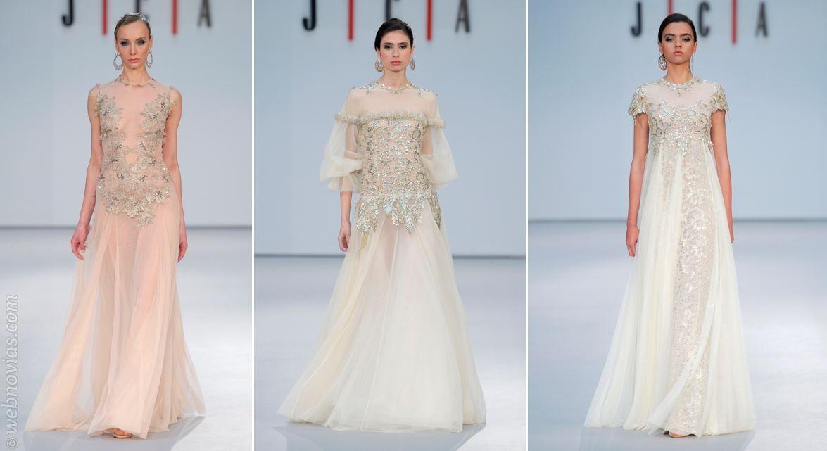 Vestidos de novia de Juan Carlos Armas 2
