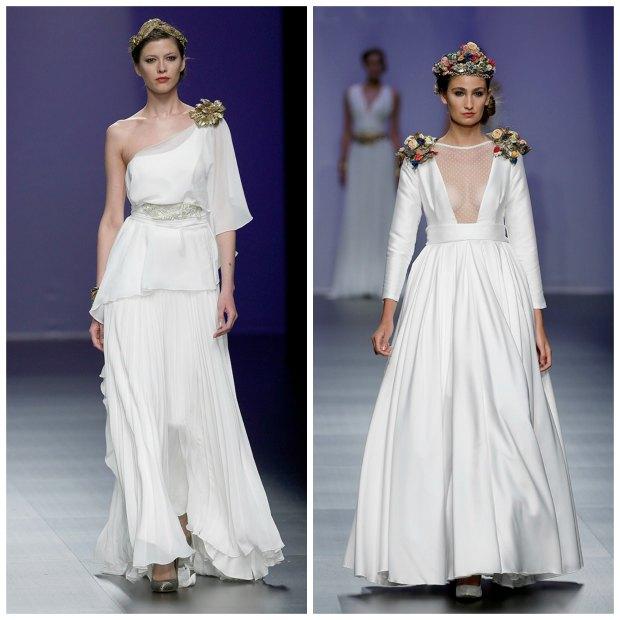Vestidos de novia de Matilde Cano 2016