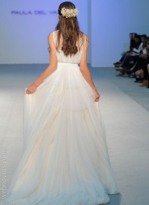 vestidos de novia de paula del vas 2015 | webnovias