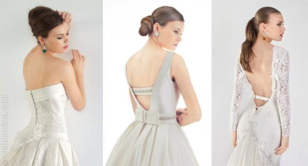Vestidos de novia 2015 de Pepe Botella | Webnovias.com