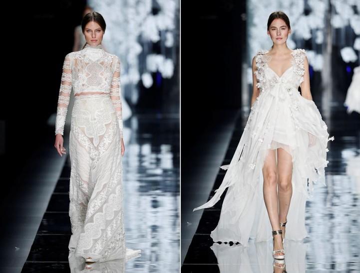 Vestidos de novia de YolanCris 2016 2