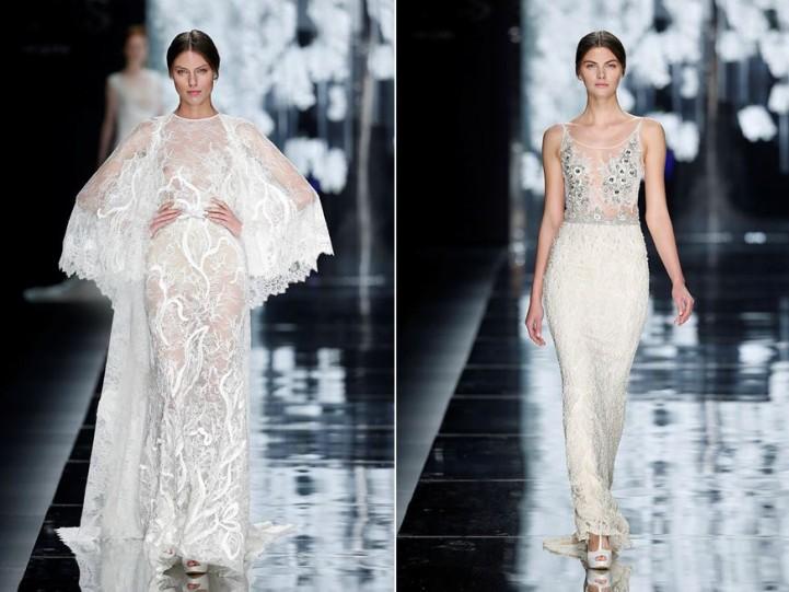 Vestidos de novia de YolanCris 2016 3