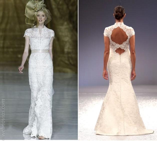 Consejos de moda: vestidos de encaje | Webnovias.com
