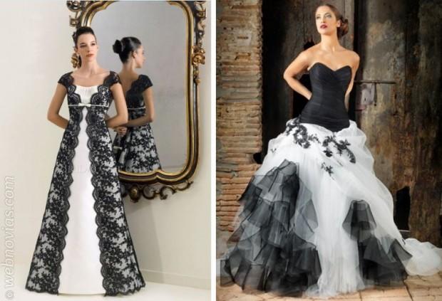 Vestidos de novia para Halloween