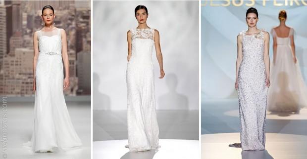 Tendencias Gaudí Novias: Vestidos joya