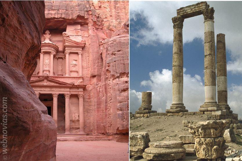 Viaje de luna de miel en Jordania 0