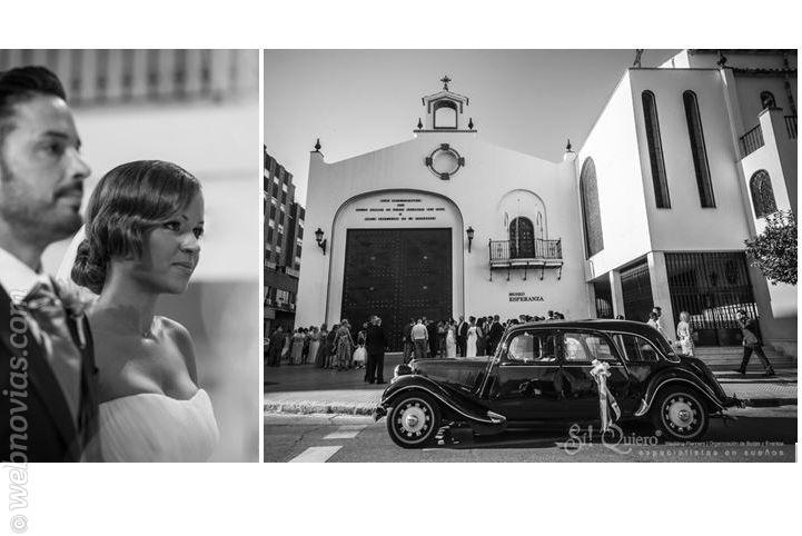 Virginia y José, dulce boda en Málaga4