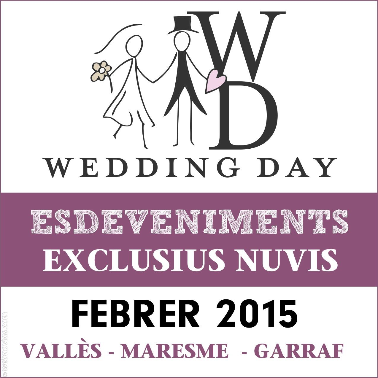 Wedding Day Pop Up Garraf