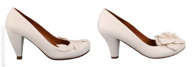 Zapatos de novia Chie Mihara