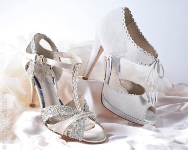 Zapatos de novia Love Art Wear Art