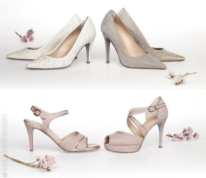 Zapatos de novia para 2016 de Ursula Mascaró