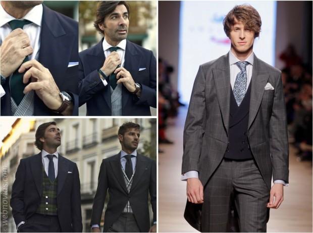 """El estilo """"british"""" de los novios de Anglomanía"""