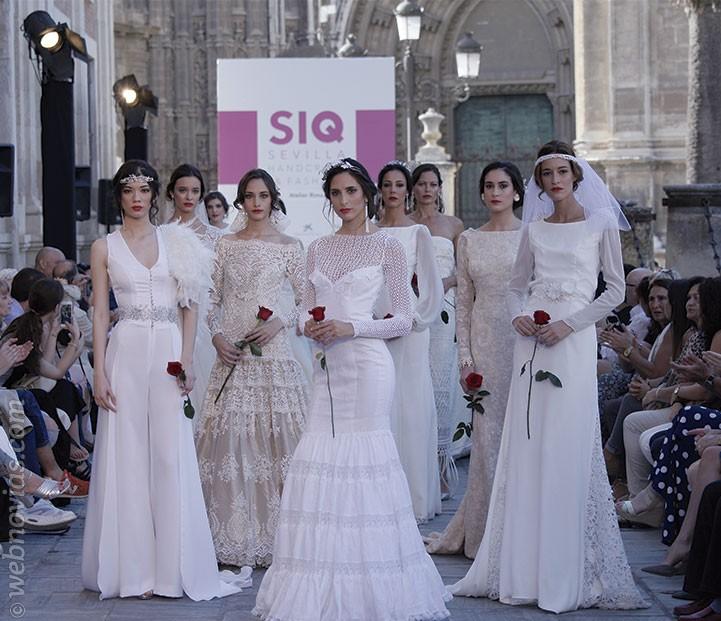 Las novias e invitadas de SIQ 2016