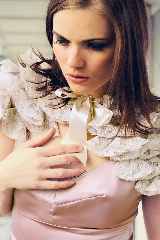Boleros de novia: cubrirse de estilo