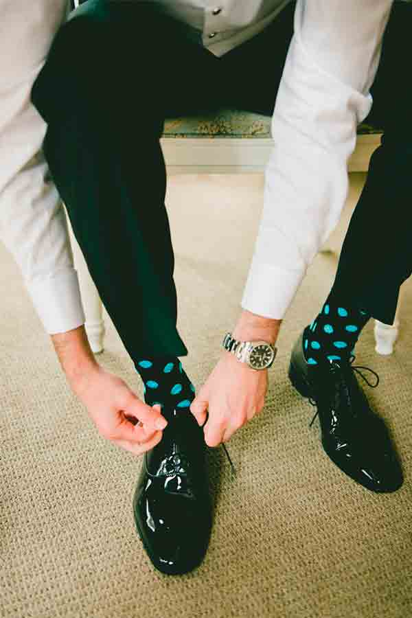 Calcetines divertidos para novio