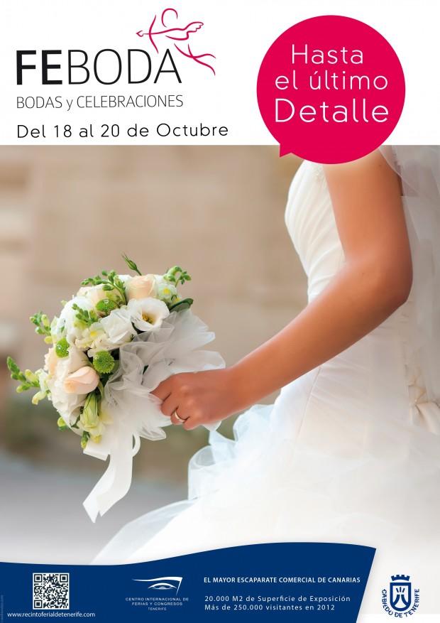 Feboda: Tenerife se viste de blanco