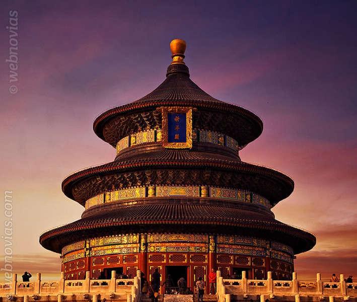 Luna de miel en Pekín