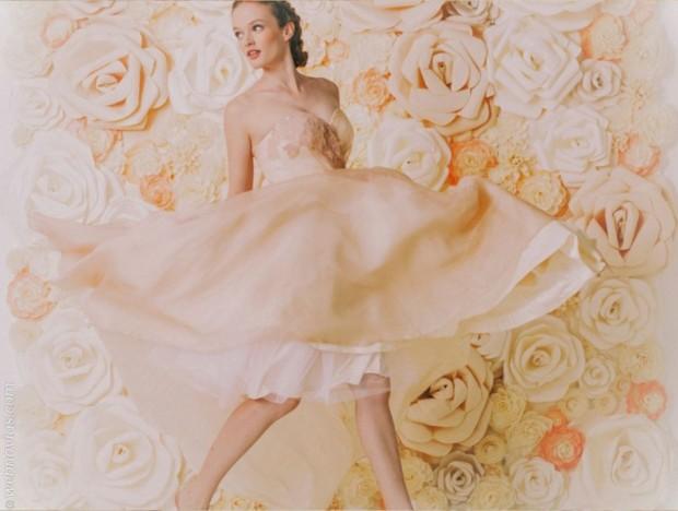 Vestidos de novia de Love, Yu 2015