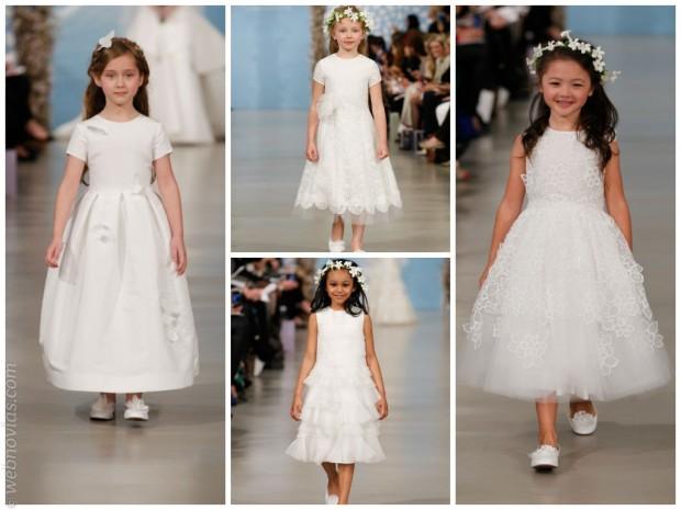 Especial niños: trajes de pajes y damas 2014