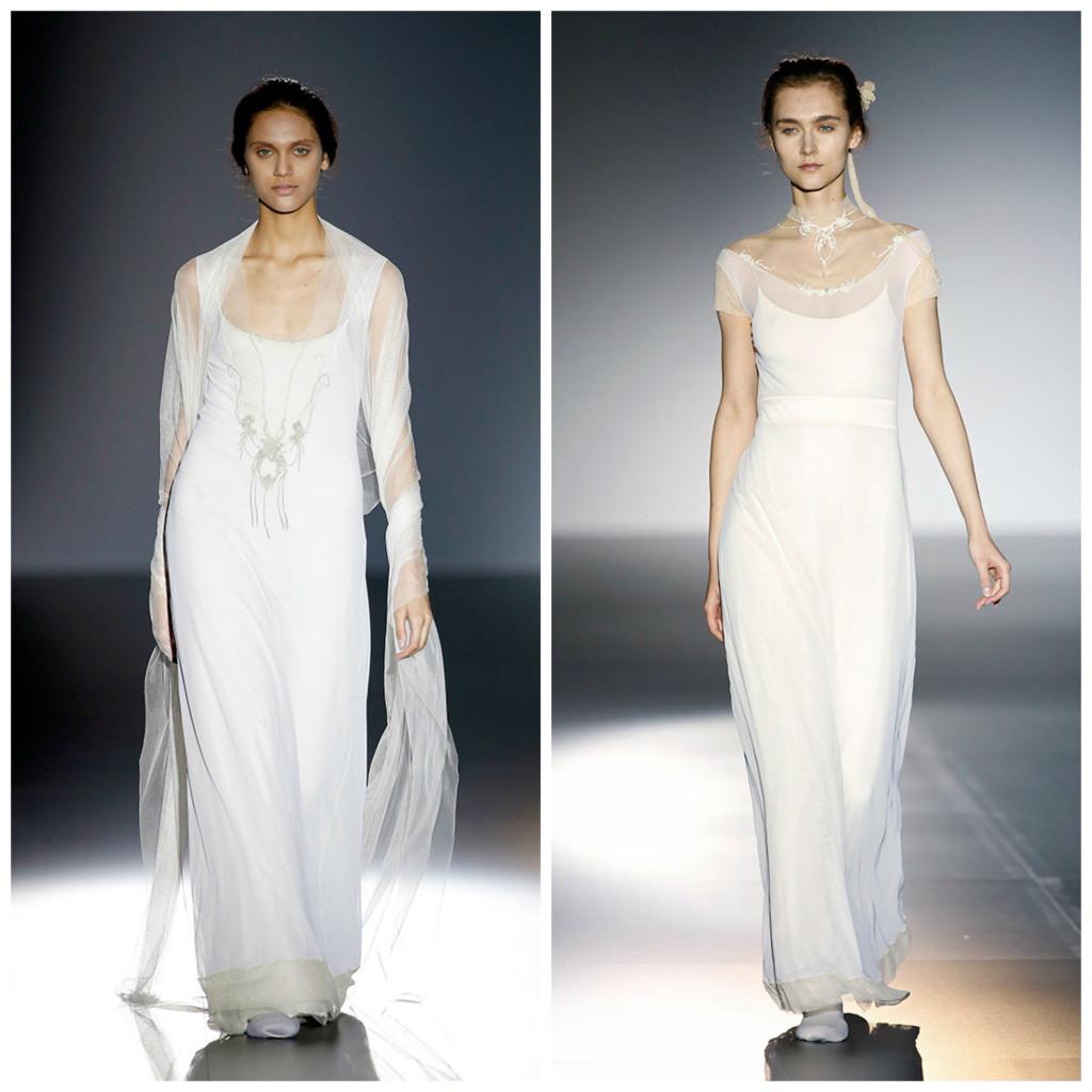 Vestidos de novia de la colección 2016 de Natalie Capell