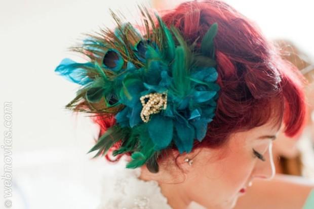 coloración para novias
