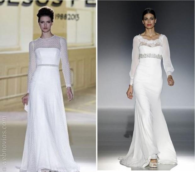 consejos de moda: vestidos años 30 | webnovias