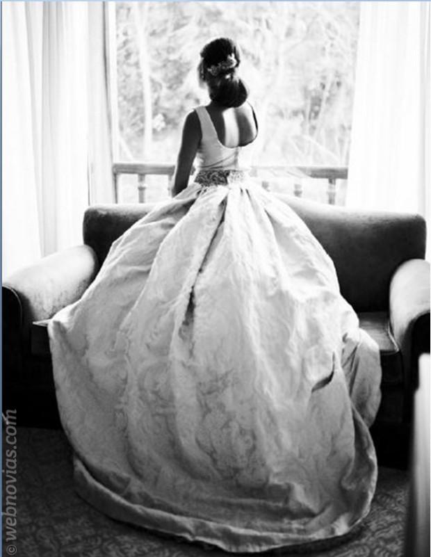 Colección vestidos de novia 2014 de Cristina Pascual
