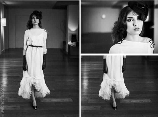 Colección vestidos de novias 2014 de Cristina Pascual