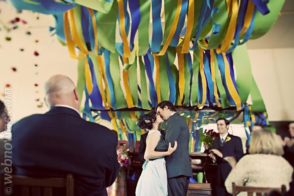 Decoración de techos para tu boda