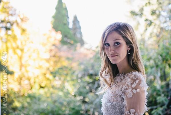 Peinados: Desmelénate el día de tu boda