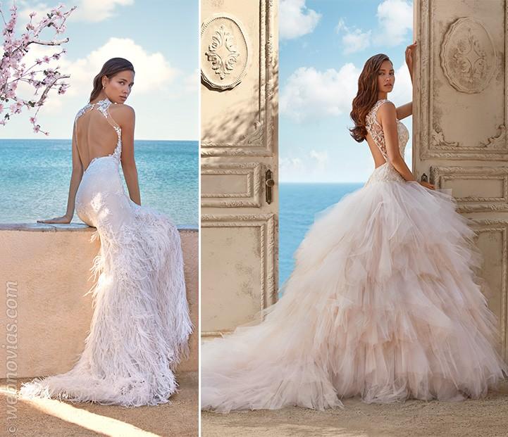 Vestidos novia demetrios