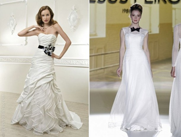consejos de moda: novias de negro | webnovias