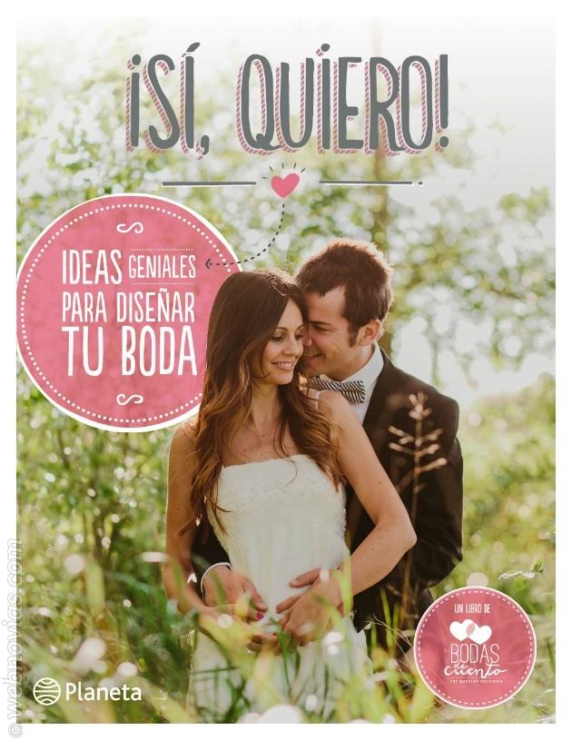 Libros de bodas: ¡encuentra el tuyo!