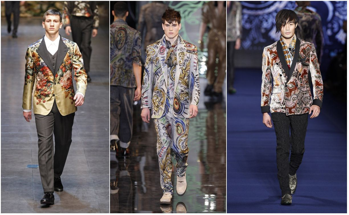 Milán: Últimas tendencias de novio