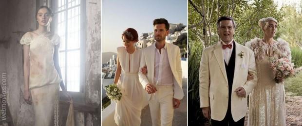 Consejos de moda: novias con poco pecho