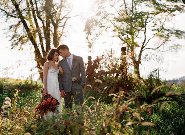 Las flores de tu boda en otoño