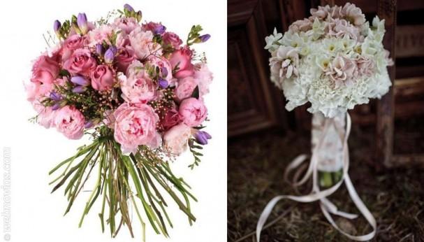 Decoración de bodas en rosa
