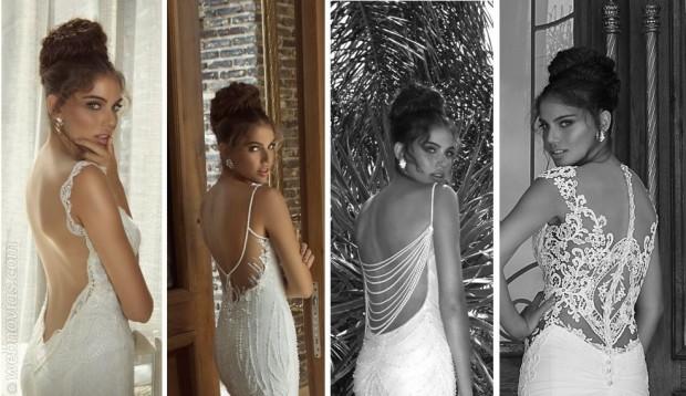 Colección novia 2014 de Galia Lahav
